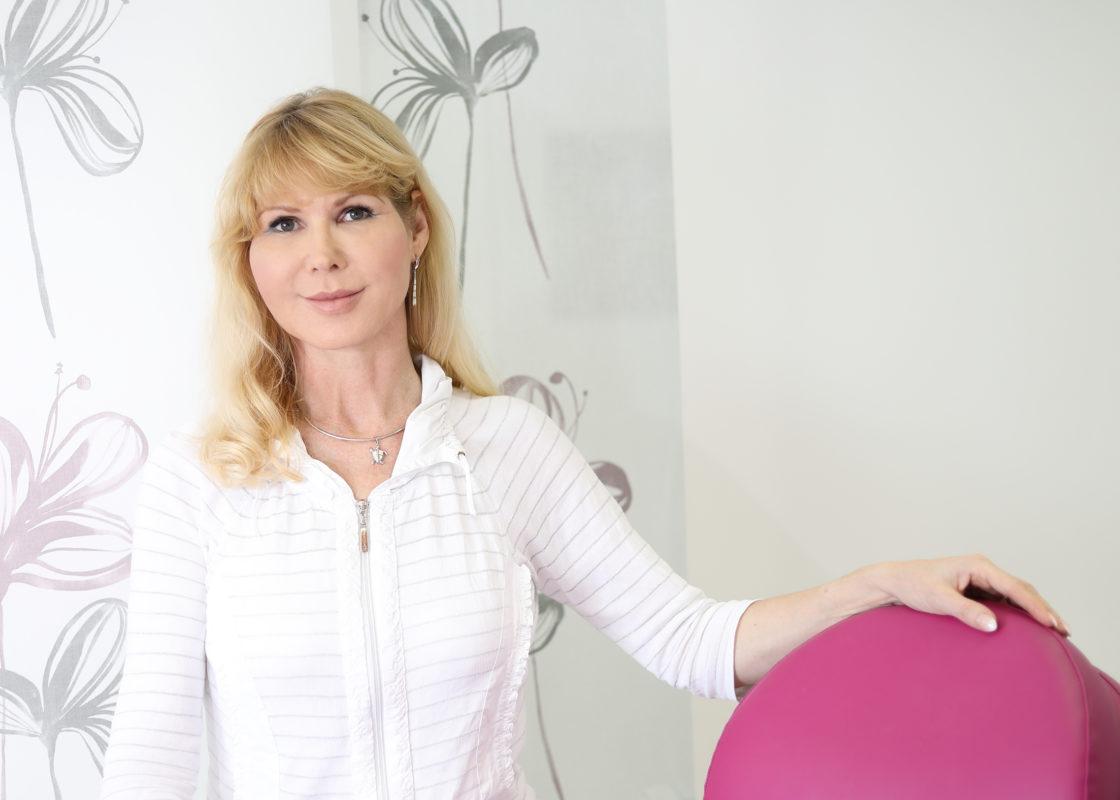 Hausarzt Katrin Richter Portrait